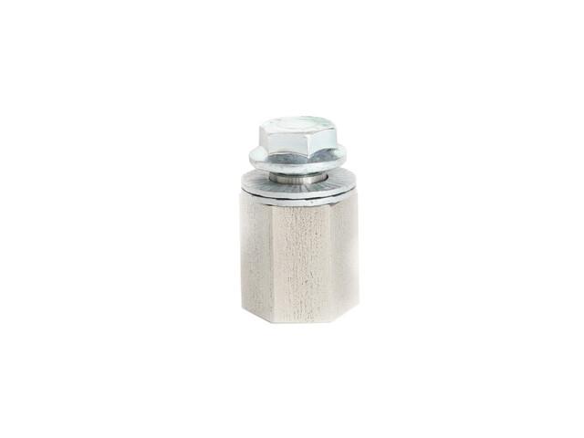 Thule adaptador de eje Shimano - para sistema buje interno Shimano gris